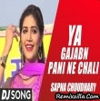 Ya Gajban Pani Ne Chali Haryanvi Supar Hits Song New Hard Bass Punch Mix Dj Jp Swami