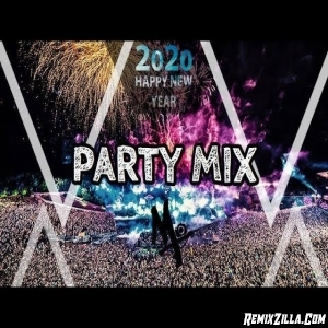New Year Eve 2020 Mix Countdown Edm Hardstyle Bassline