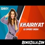 Khairiyat New Remix 2002 Dj Spidey India