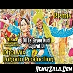 Dil Le Gayee Kudi Gujarat Di Dhol Mix 2021 Old Is Gold Best Dj Song